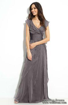 Jostar no iron slinky long short sleeve dress