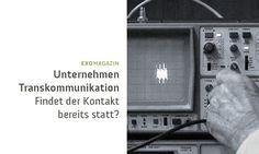 Unternehmen Transkommunikation (Clip)
