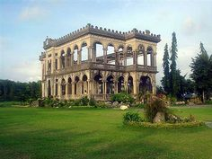 philippines art | Historic Mansion: Talisay City Philippines : Art, Design