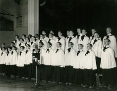 Father Flanagan  loved music and believed it was a positive and uplifting outlet for children. Soon after founding Boys Town, he organized the first choir. By the 1920s, the Boys Town Choir was performing on Father Flanagan's weekly radio program. In 1941, the choir was heard on CBS Radio's national network during the Christmas season. Eventually, CBS Radio and TV broadcast midnight Mass, featuring the boys choir, live from the Boys Town Chapel of the Immaculate Conception. | Boystown.org