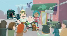 Duncan Beedie Illustrator & Animator (Cartoon) Illustrations & Animations