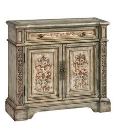 Another great find on #zulily! Natural Hall Chest by Pulaski #zulilyfinds
