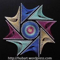 string art geometric
