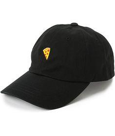 Pizza Emoji Delivery Strapback Hat. Pizza HatSmall PizzaDad CapsPizza  EmojiStrapback HatsHead AccessoriesCustom EmbroideryBeanie ... 56b6dda51ad7