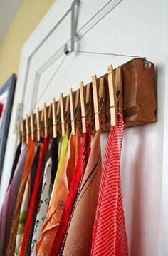 Check out these amazing 36 tips for getting organized featuring bathroom office kitchen playroom and clothing storage and organizing tips for 2016. Storage Hacks, Diy Storage, Creative Storage, Storage Solutions, Closet Solutions, Decorative Storage, Wall Storage, Creative Design, Ikea Stolmen