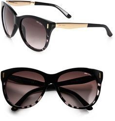 ce34f76b1ad Jimmy Choo Plastic Metal Catseye Sunglasses - My new shades for spring  Jimmy Choo is now available at Eye Class Optometry. Come check out the  gorgeous ...
