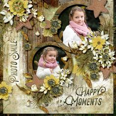 """Ellinka & Terezka December 2016 Template Challenge by DitaB Designs  http://www.pickleberrypop.com/shop/product.php?productid=46936 used kit """"Holiday Delight"""" by DitaB Designs  https://www.pickleberrypop.com/shop/manufacturers.php?manufacturerid=164 wa By Air by DitaBDesigns  http://shop.scrapbookgraphics.com/ditab-designs/"""