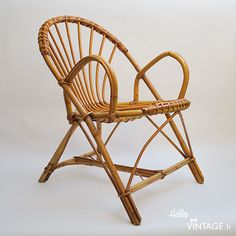 1000 images about chaise enfant on pinterest vintage - Chaise enfant rotin ...