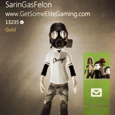 you a gamer? get at me! #GetSome #gamer #gaming #xbox #xbox360 #gasmask #chicago #whitesox #SarinGasFelon #GetSomeEliteGaming #GSEG #BlackOps2 #CoD #BO2 #CallofDuty #videogames #MW3 #modernwarfare #Elite