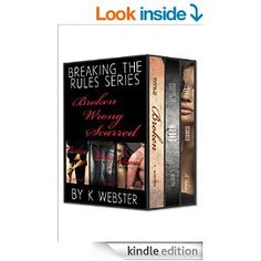 Breaking the Rules boxset by K. Webster