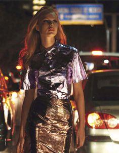 Frida Gustavsson By Carter Smith For Elle France February 2013  Hot
