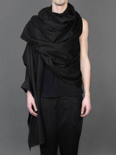 The Reluctant Fashionisto Cyberpunk, Basic Style, My Style, Mode Man, Post Apocalyptic Fashion, Style Noir, Future Fashion, Dark Fashion, White Outfits