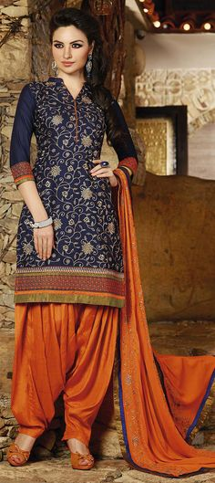 Shop for exceptional Indian Ethnic Wear Patiala Suit Salwar Kameez from Cbazaar at best price. Purchase your favorite Indian Ethnic Wear Patiala Suit through online from US, IND, AUS. Buy Now! Patiala Salwar Suits, Salwar Dress, Punjabi Dress, Indian Salwar Kameez, Salwar Kameez Online, Hijab Dress, Indian Sarees, Indian Suits, Indian Dresses