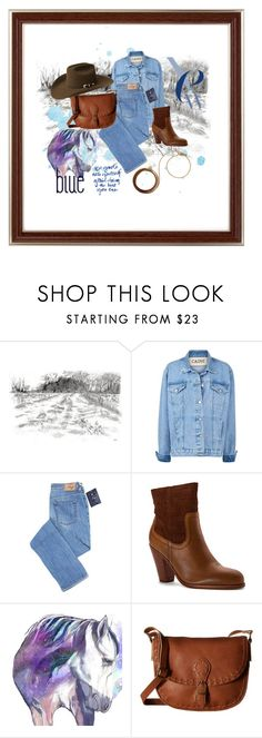 """""""Happy trails"""" by outfitsloveyou ❤ liked on Polyvore featuring Corso Como, Imagination Illustrated, Gabriella Rocha and Bailey Western"""
