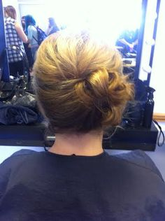 Back View.... Side curls <3