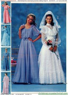 1984 Montgomery Ward Spring Summer Catalog, Page 91 - Catalogs & Wishbooks