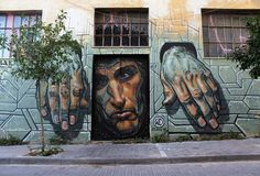 The photorealistic street art of WD - The Greek Foundation