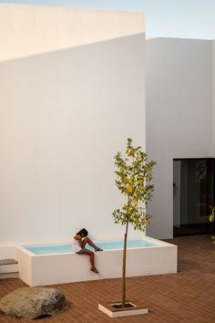 Jose Carlos Cruz, Fernando Guerra / FG SG · Ecork Hotel · Pool. ideas, backyard, patio, diy, landscape, deck, party, garden, outdoor, house, swimming, water, beach.