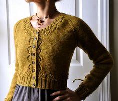 """""""miette"""" knitting pattern"""