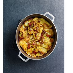 A classic French dish, the combination of potatoes, bacon and cheese is too hard to resist!