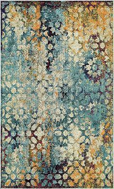 Unique Loom Arte Collection Blue 5 x 8 Area Rug (5' x 8')... https://www.amazon.com/dp/B06XY9P89G/ref=cm_sw_r_pi_dp_U_x_LyDHAb00KSJYZ