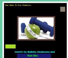 Como Saber Si Eres Diabetico 184943 - Aprenda como vencer la diabetes y recuperar su salud.