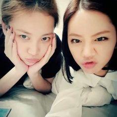 Yura and Hyeri