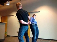 ChickenWing, FirstLook, Promenade Spin Swing Dancing Moves