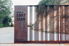 Entrance Signage, Exterior Signage, Entrance Gates, Metal Signage, Wayfinding Signage, Signage Design, Landscape Walls, Landscape Architecture, Landscape Design