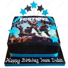 When your child is birthday, surely you want to give the best for him. Birthday celebrations are always exciting moments to 9th Birthday Cake, 9th Birthday Parties, Birthday Fun, Birthday Celebration, Ps4 Cake, Sugar Free Deserts, Wedding Cake Stands, Cakes For Boys, Cute Cakes