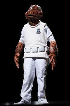 It's a trap! Admiral Ackbar at Dragon Con 2012.