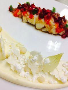 Hummer|Blumenkohl|Granatapfel|Perlzwiebel Hummer, Gourmet Recipes, Cooking, Food, Pomegranate, Cauliflower, Eten, Cuisine, Kitchen