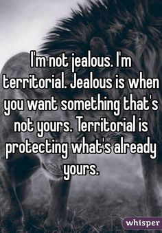 Absolutely. But we all know that. Jealous? NO. Territorial?! Absolutely. What's mine is mine, and that's something that'll NEVER be yours. So pretend all you want but we know who wins. Who will always win. Lol remember you're not good enough for anyone to love. You said it yourself.