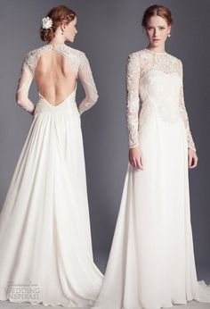 Temperley London's wedding gowns collection 2013
