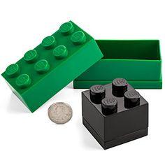 LEGO® Mini Storage Boxes