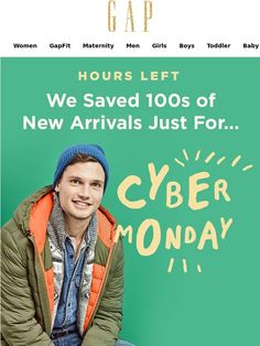 9aab6054b75ac Sale and Black Friday · 50% off + 336 new arrivals + extra for YOU - Gap  Coupon Codes