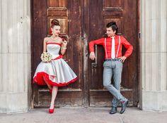 Свадьба Сони и Вани ИЛИ стиляги из Москвы