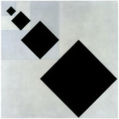 Theo van Doesburg / Arithmetic Composition, 1930