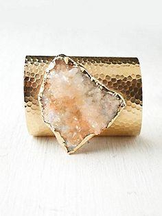 Stone cuff