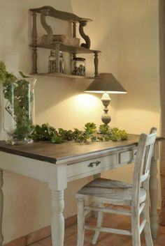 Decor, Furniture, Repurposed Furniture, French Country Interiors, Home, Interior, Entryway Tables, Shabby Chic, Home Decor
