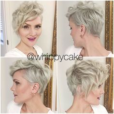 A new #pixie360 for the pixie nation. + #forevershort #pixielife #pixieparade  Tag your pixie friends.