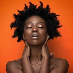black women's makeup in the Black Girl Magic, Black Girls, Dark Skin, Brown Skin, Shotting Photo, African Black Soap, Photo Reference, Reference Images, Beautiful Black Women