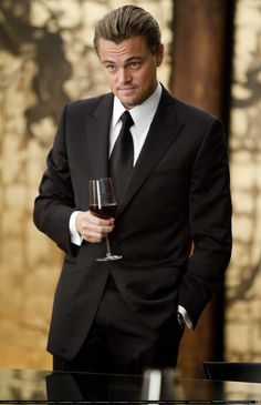 Leonardo DiCaprio..seriously??? I would drink wine with him anytime.