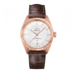 Omega Gents Omega Constellation Globemaster Rose Gold Watch - Small Image