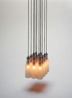 Cool bottle lights