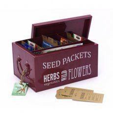 Raccoglitore a scomparti Bordò BURGON & BALL - raccoglitore studiato e progettato per contenere le bustine di semente per orto - può essere utilizzato da raccoglitore promemoria ed e' suddiviso in scomparti - completo di matite in legno e schede   - Dimensioni: cm 28 x 20 x H.: 16 cm - See more at: http://www.yoursecretgarden.it/ita/eshop/articolo.html?id=258#sthash.eqtUF8mP.dpuf