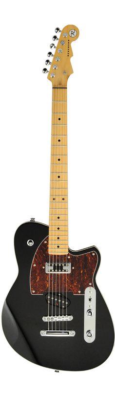 Reverend Guitars - Buckshot Midnight Black