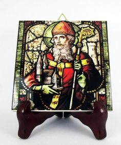 Ehi, ho trovato questa fantastica inserzione di Etsy su https://www.etsy.com/it/listing/200046676/saint-patrick-of-ireland-ceramic-tile