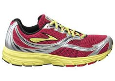 Brooks Launch - for half-marathon and up. Favorite color!  @oiselle #racedaystyle