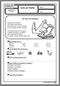 French Videos For Kids Schools Printing Education Teachers Shapes French Language Lessons, French Language Learning, French Lessons, Spanish Lessons, Spanish Language, Learning Spanish, French Flashcards, French Worksheets, Read In French